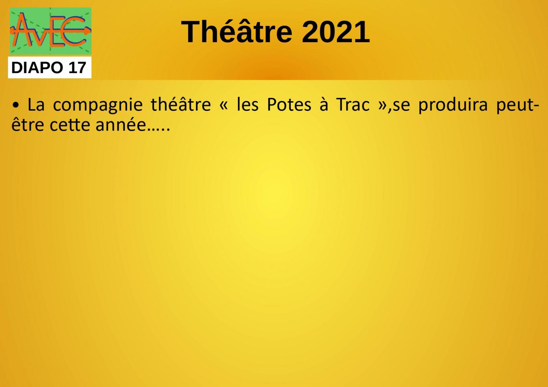 Diapo 17 Théâtre 2021